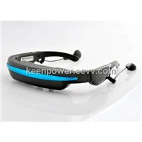 Mobile Theatre Video Glasses - Movies on 52 Inch Virtual Scree-SSC6007