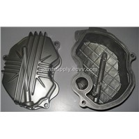 Motorcycle cylinder head cover for CG
