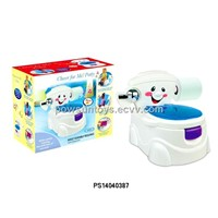 Musical baby potty musical toys