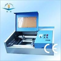 NC-40 Laser Stamp Machine \Rubber stamp machine for sale