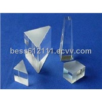 Optical glass right angle prisms,bk7,fused silica,sapphire,AL coating