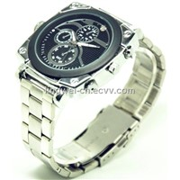 Outdoor Sport LED IR Night Vision Watch Camera LW-SW201