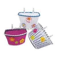 Plastic Basket, HBK-139, For Kids Bike
