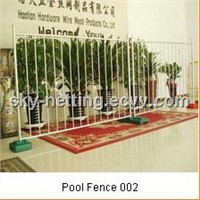 Pool Fence / Swimming Pool Fence Climb-Resistant Easily Removed