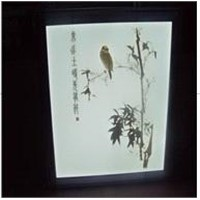 Printed picture 600*300*11mm AC100-240V 18W LED panel light
