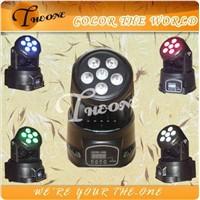 RGBW 4IN1 10W*6 Mini Moving Head Lighting (TH-110)