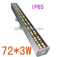 Rgbw LED Wall Washer Bar Light
