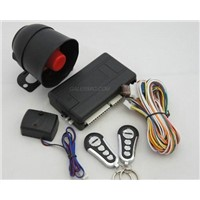 Remote engine start car alarm system match several 5 button remote