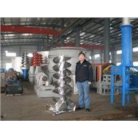 Rotor of Pulp in Paper-Making Machine