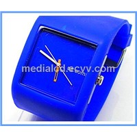 Silicone Watch Factory Silicon Wide Watches