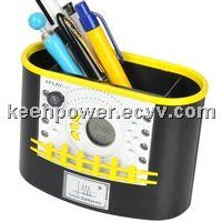 Smart Pencil Holder with Built in Security System and Tf Slot(Tcc9004)