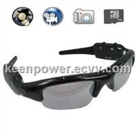 Special Spy Sunglasses DVR with Hidden Camera Support Micro External SD Card (SSC6003)