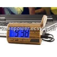 Spy Camera Alarm Clock (1281*960 30FPS HD , Motion Detection, 4GB)-TCC9000