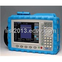 TSA8000 handheld spectrum analyzer