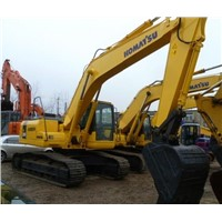 Used Komatsu PC200-7 Excavators from Japan