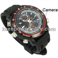 Waterproof Watch Camera HD DVR