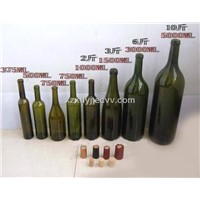 Wine bottles, wine bottle, ice wine bottles