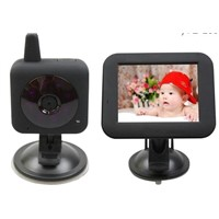 Wireless baby monitor,3.5 inch 2.4GHz  night vision baby monitor