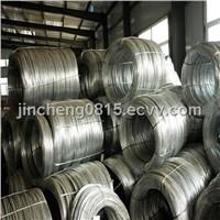 Zinc-5%Al Alloy Galfan Steel Wire