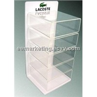 Acrylic Display Showcase LED Tabacoo Acrylic Display Shelf Tabacoo Showcase