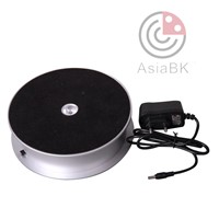 Display turntable led display base shenzhen bkl plastic for Motorized turntable heavy duty