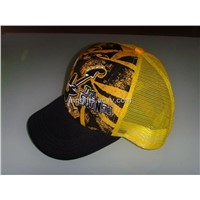 Fitted Trucker Cap/Trucker Mesh Cap