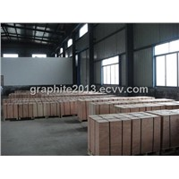 graphite block for mould