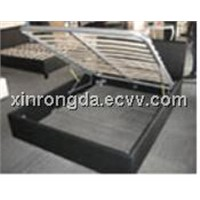 lift up storage pu leather bed xrd-p3003