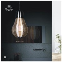 modern wire pendant lamp MD11211-1 high quality