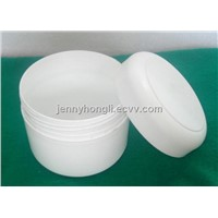 plastic Cream Jar
