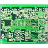 SD Card PCB