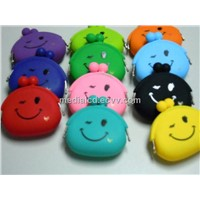 Silicon Purse Wallet, Silicone Productions Manufacture Supplier and Exporter