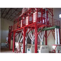 wheat meal machine,maize meal machine,corn meal machine