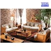 Solid Wood Living Room Sofa Set F006