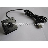 1.3MP USB Mini Camera / ATM USB Pinhole Camera