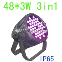 48*3w RGB 3in1 Waterproof Outdoor  Stage Light