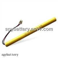 AAA300mAh 3.6V Ni-CD battery Pack