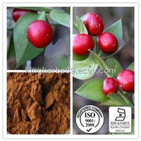 Butcher's Broom Extract Saponin glycosides CAS:472-11-7