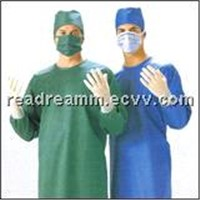 Chemical industrial Protection gown