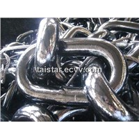 U2 studless anchor chain