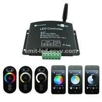 12V-24V RGB LED Wifi Controller