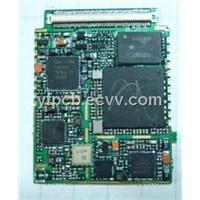 1.0mm Flash Memory PCB Board