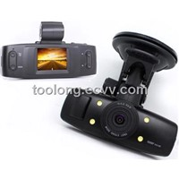 1.5inch 1080HD Car DVR Recorder with GPS logger