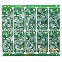 1.6mm White Soldermask LED Light PCB Board