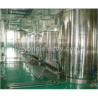 20-2000T crude palm oil refinery with CE and ISO