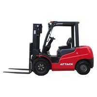 2-3.5t K Series Internal Combustion Balance Weight Type Forklift Truck