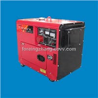 5kw Silent Diesel Generator Sets with 3-Phase
