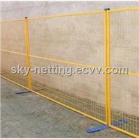 Canada Outdoor temporary fence barricade for construction site
