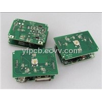 8 Pin Connector PCB