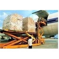 Air freight service to Central America